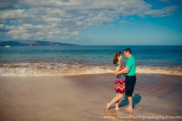Westin Maui with couple