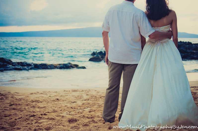 maui wedding photographers in makena