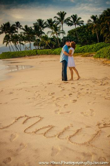maui photography on the beach