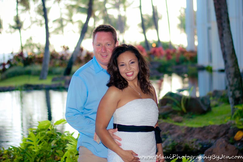 maui photography at the grand wailea with photographer