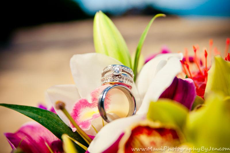 wedding flowers maui by photograpehers