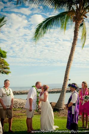 maui wedding at olowalu plantation photography