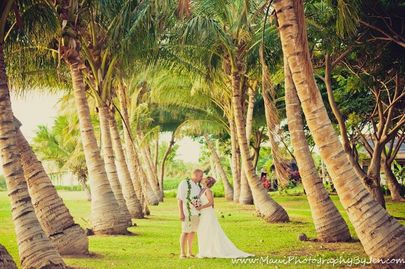 maui wedding photographers venue olowalu plantation