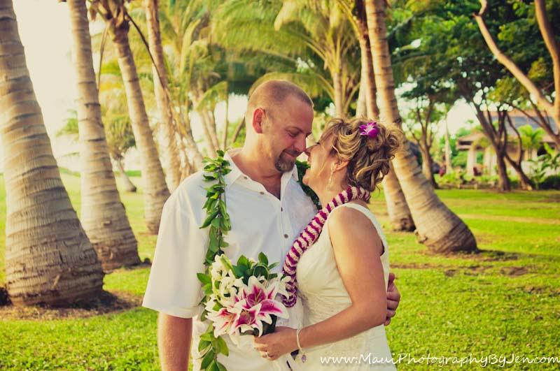 olowalu plantation house wedding photography