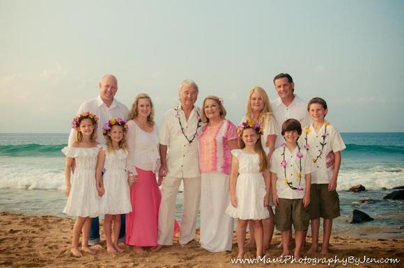maui family photographer in kihei