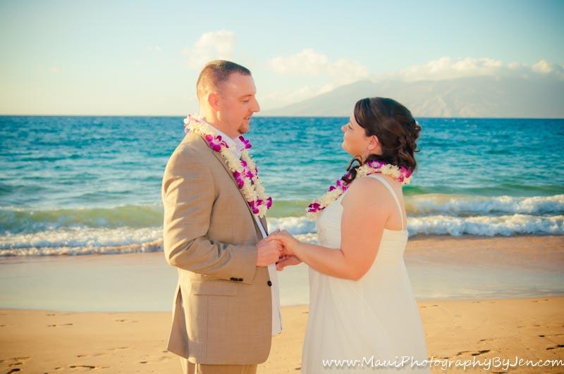 maui wedding photographer vows