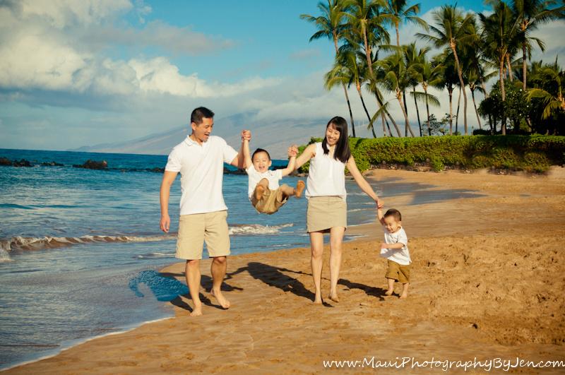 maui photographers with family