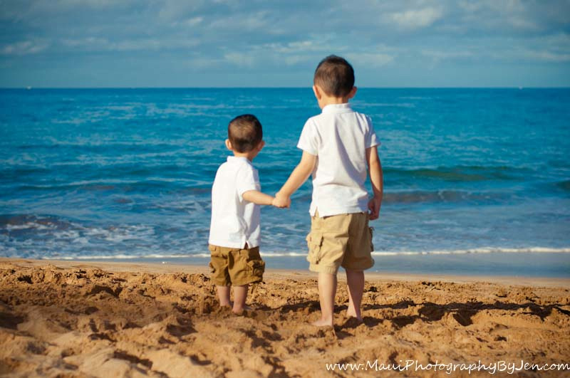 photography in maui of children
