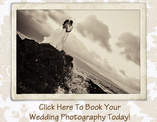 maui wedding photographers the best