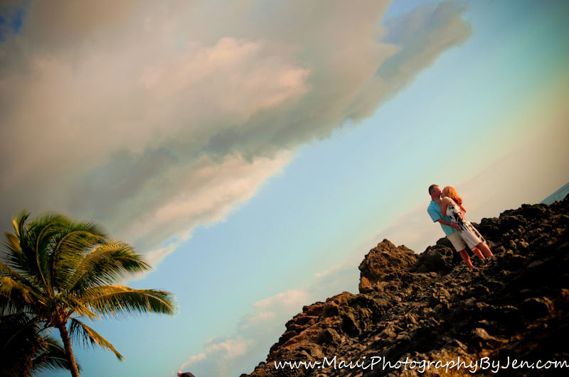 photography in maui anniversary