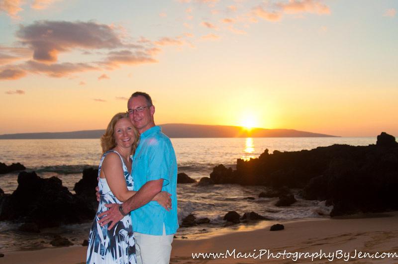 maui photography sunset secret beach