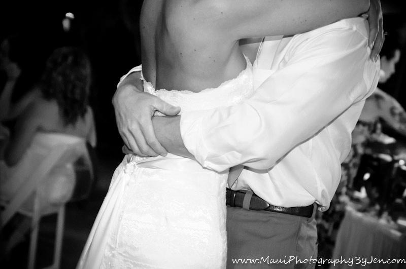 maui photographer couple wedding