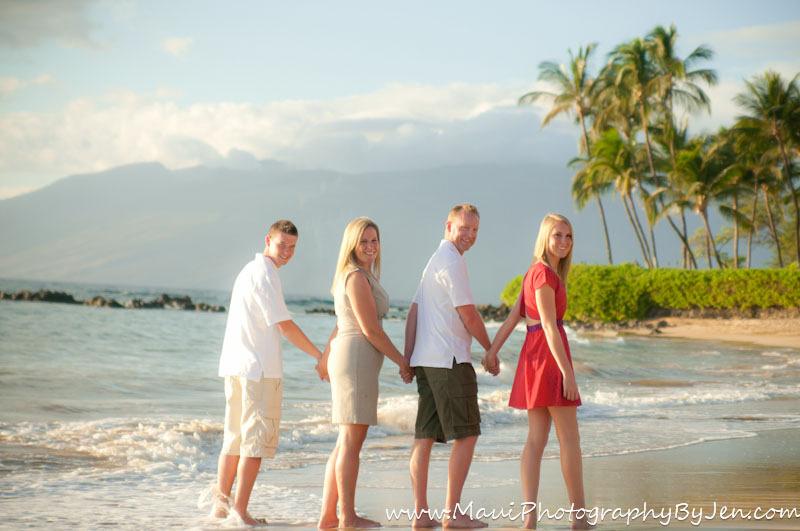 maui photograpy family in makena
