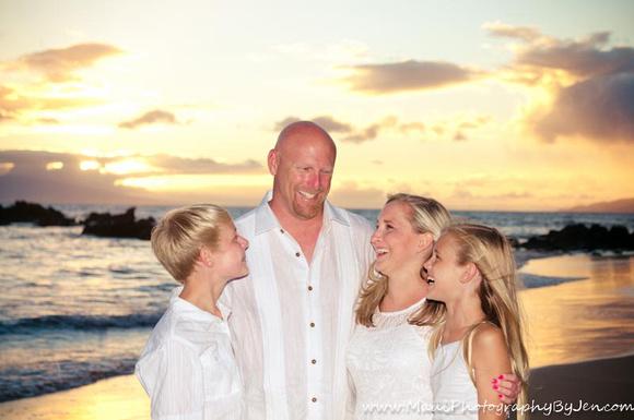 maui family photos at the grand wailea