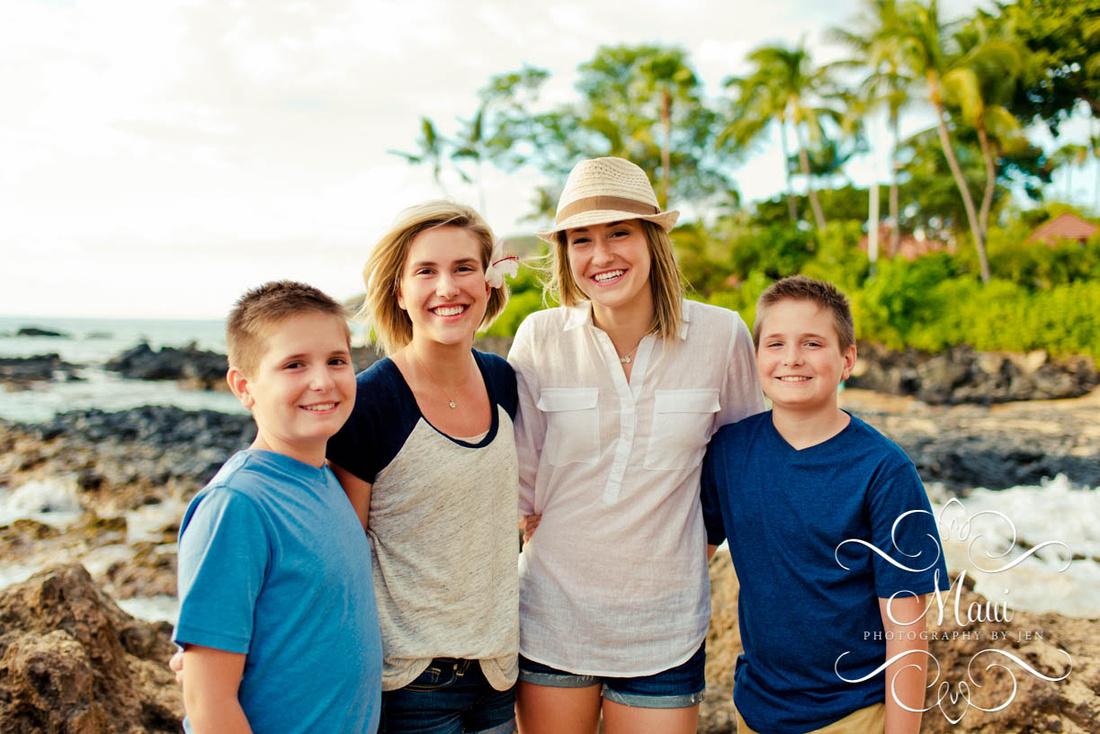 Photography in Maui at Grand Wailea Beach