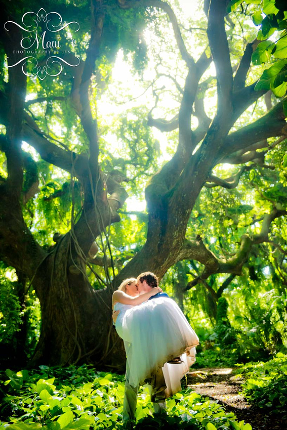 Maui Photographers Wedding Couple Best