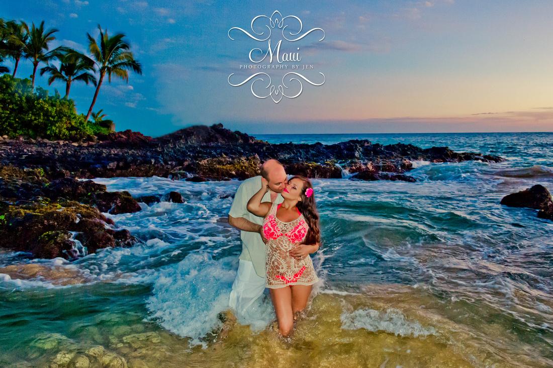 Maui Photography Honeymoon Beach