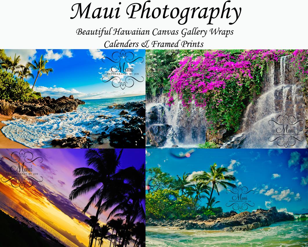maui photographers capture rainforests, lush greenery, waterfalls, sunset, lava rocks, and more!