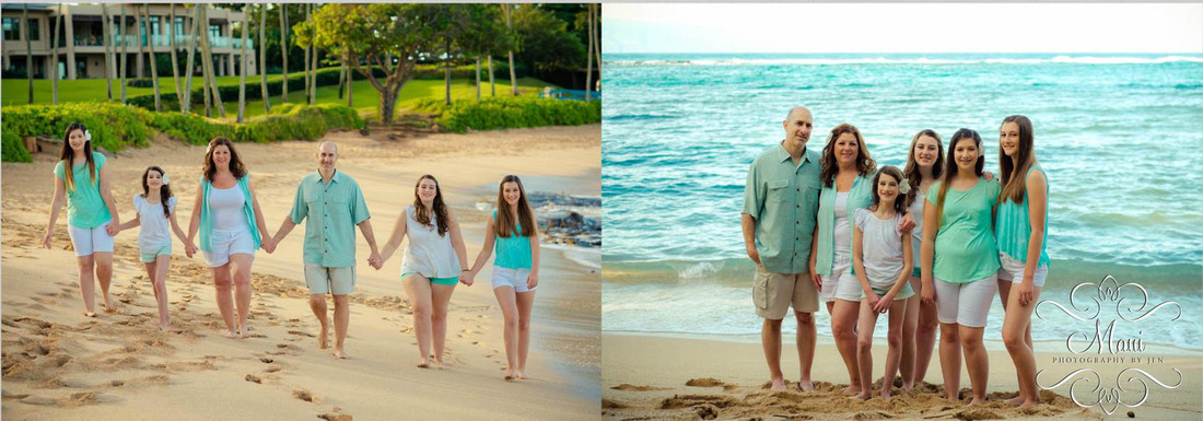 Maui Photography with Family