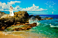 Maui Photographer Wedding @ Kapalua Bay in the Ritz Carlton