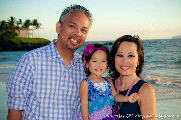 maui family photography at the four seasons