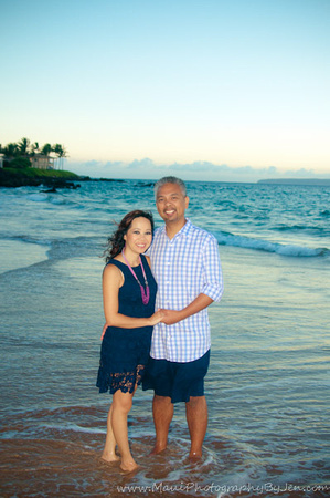 honeymoon photographer in maui