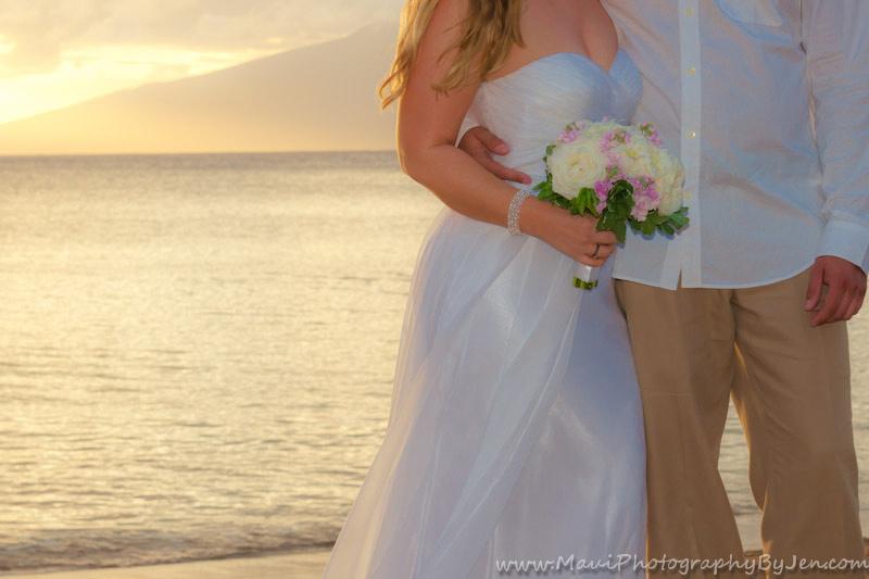maui wedding photographers in wailea