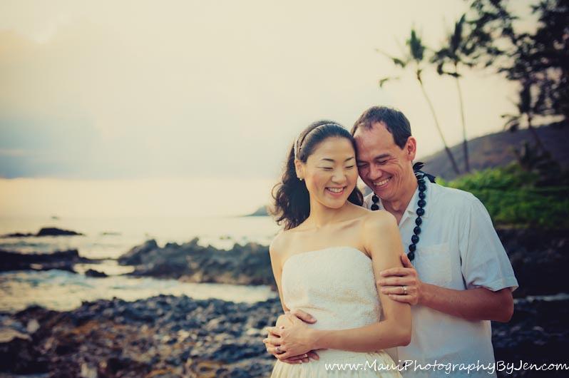 wedding photographer maui kihei