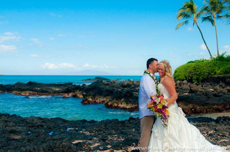 Maui Wedding Photographer On The Beach