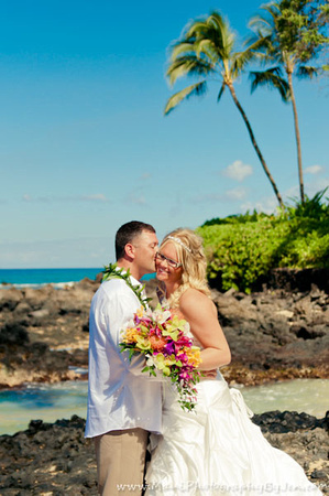 maui wedding photography at the grand wailea