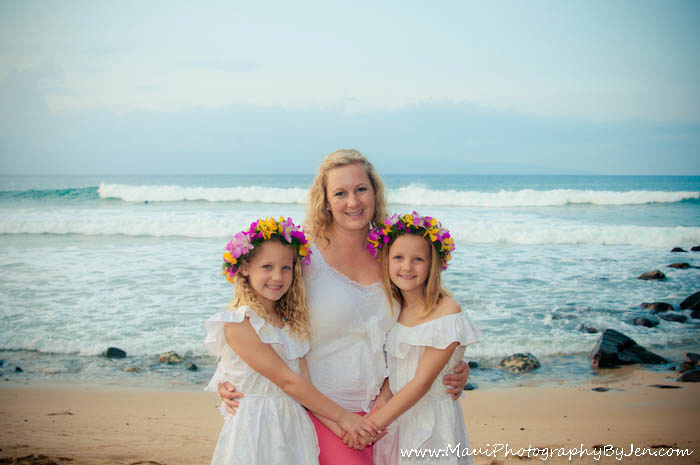 maui photography mother daughters