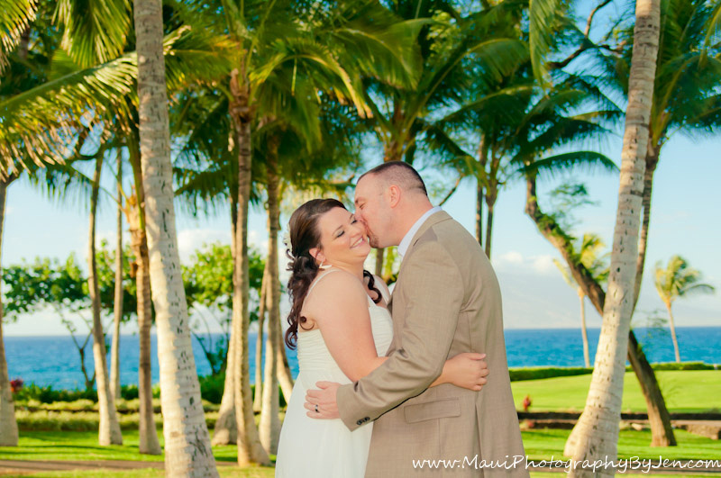maui wedding photographer in kihei
