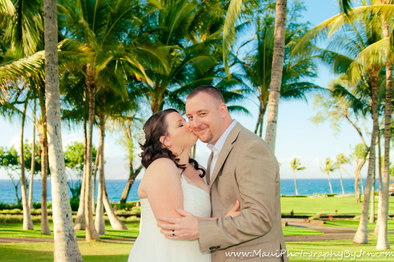 maui wedding photographer in lahaina