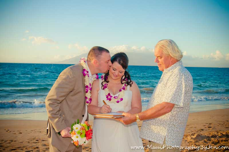 maui wedding photography license