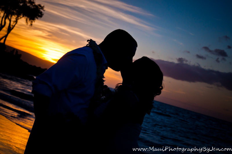 maui wedding photos