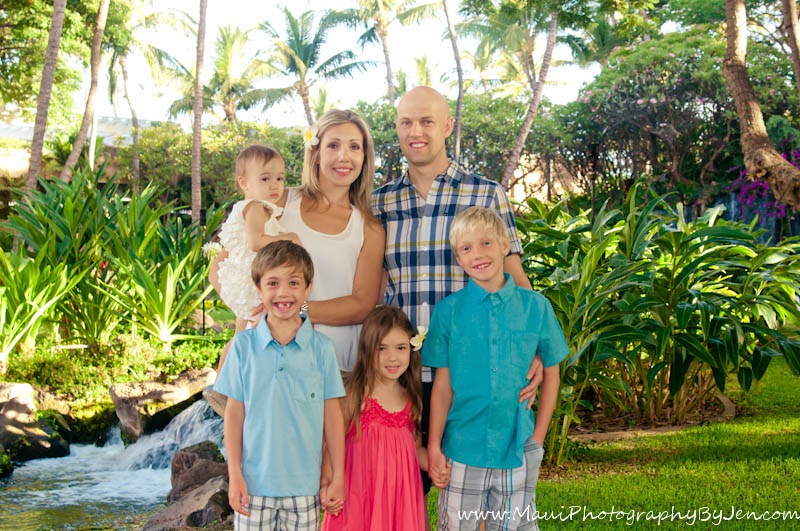 maui photography for family at the grand wailea