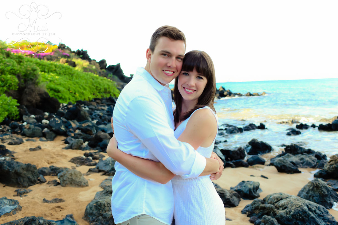 Photography in Maui at Wailea Beach