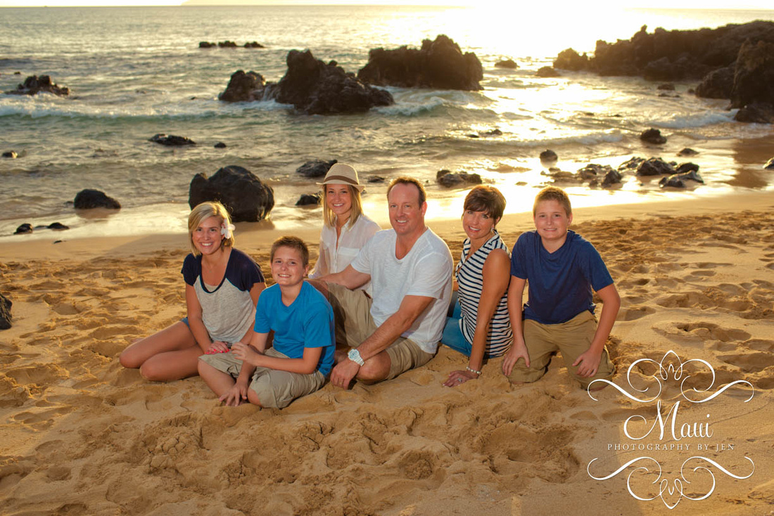 Photography in Maui at Grand Wailea Beach