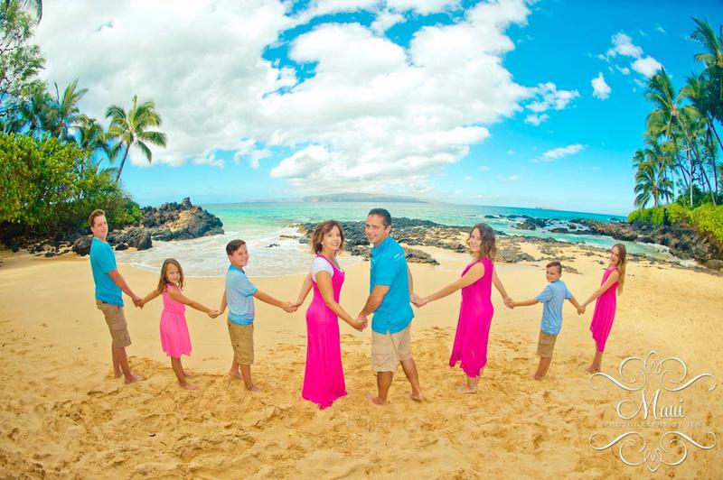 Maui Photographers Beach Makena Wailea