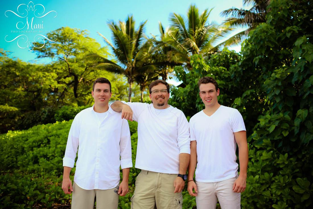 Photography in Maui at Wailea Beach